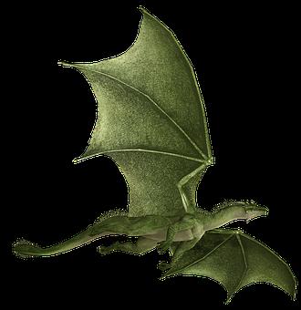 Dragon, Monstre, Créature, Bête, Reptile