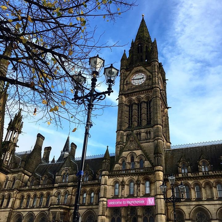 University of Manchester main building