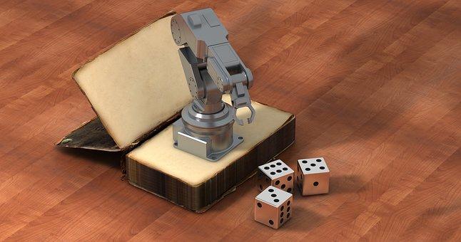 3D animation online casino technology