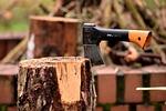 ax, lumberjack, wood