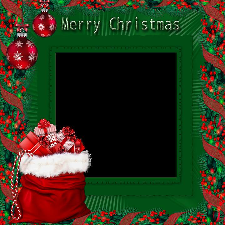 Frohe Weihnachten · Kostenloses Bild auf Pixabay