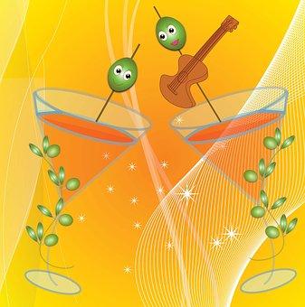 Toast, Flamenco Partie, Olivas