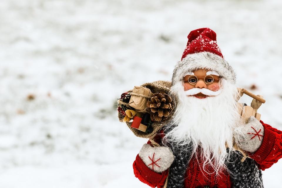 santa claus crăciun fotografie gratuită pe pixabay