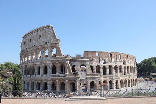 Kolosseum, Rom, Architektur, Italien