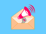 newsletter, email
