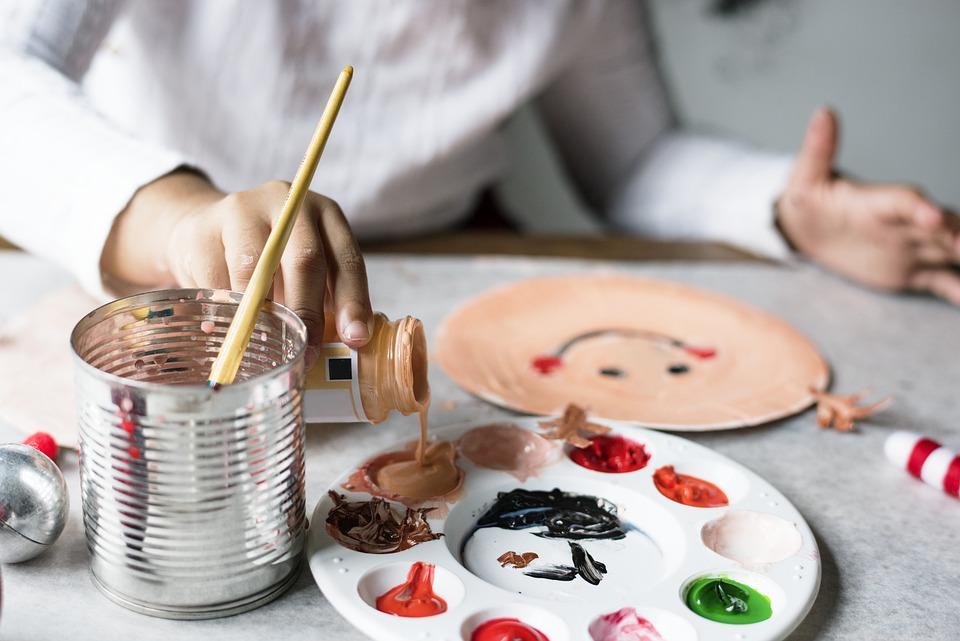 Artiste, Peintre, Couleurs, Arts, Peinture, Colorant