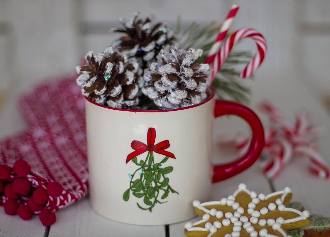 Christmas Coffee Mug Free Photo On Pixabay