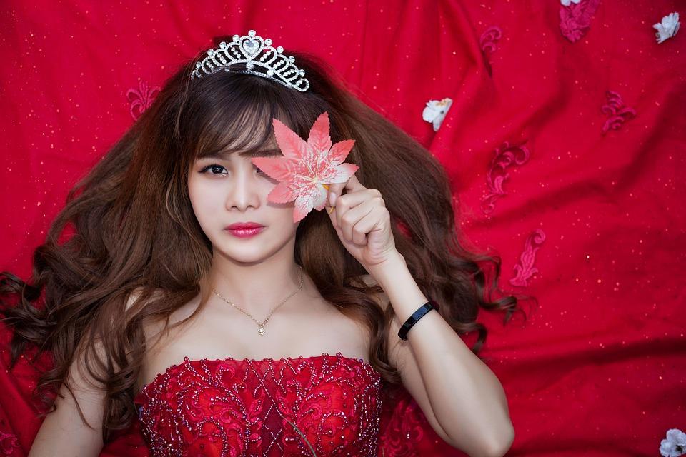 Beautiful girl bride dress free photo on pixabay beautiful girl bride dress graceful flower voltagebd Gallery