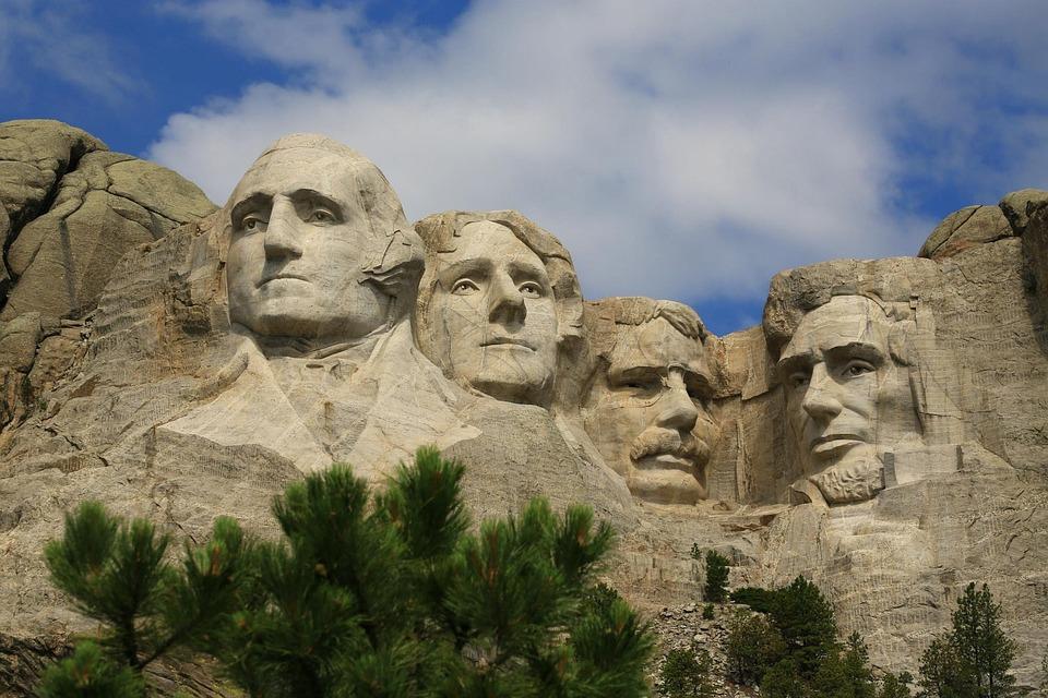 Mountain Mount Rushmore Stone 183 Free Photo On Pixabay
