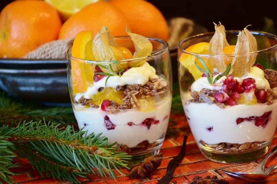 Quark, Crema Di Quark, Dessert, Cibo, Nutrizione