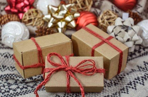 Navidad, Regalo, Año Nuevo