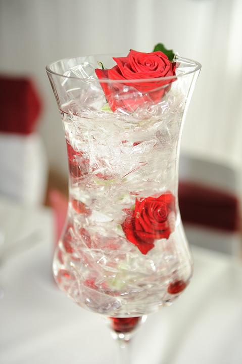 Rosen Deko Hochzeit Kostenloses Foto Auf Pixabay