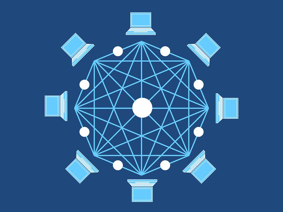 Blockchain, Klocek, Łańcucha, Technologia, Komputer