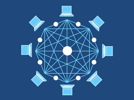 Blockchain, Block, Chain, Technology