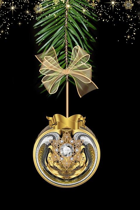 Weihnachten Karte Neujahr · Kostenloses Foto auf Pixabay