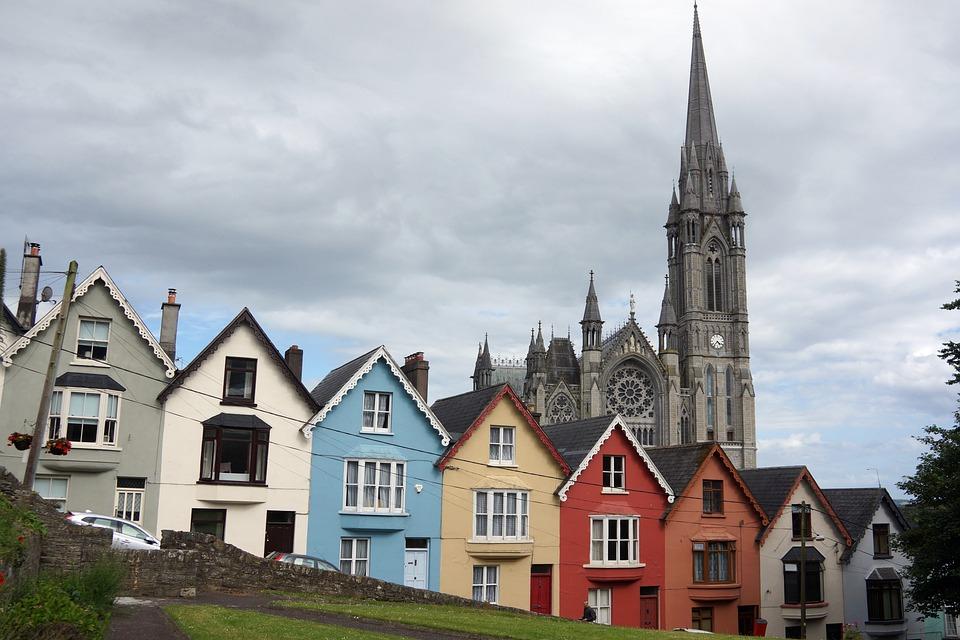 L'Architecture, Maison, Vieux, Église, Bâtiment