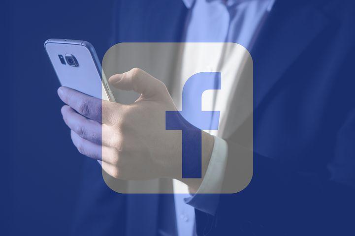 Facebook, Mobile, Smartphone