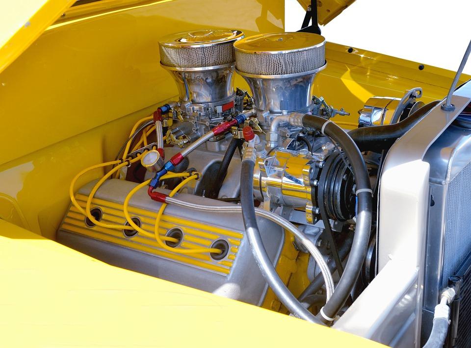 Kundenspezifische Auto Motor · Kostenloses Foto auf Pixabay