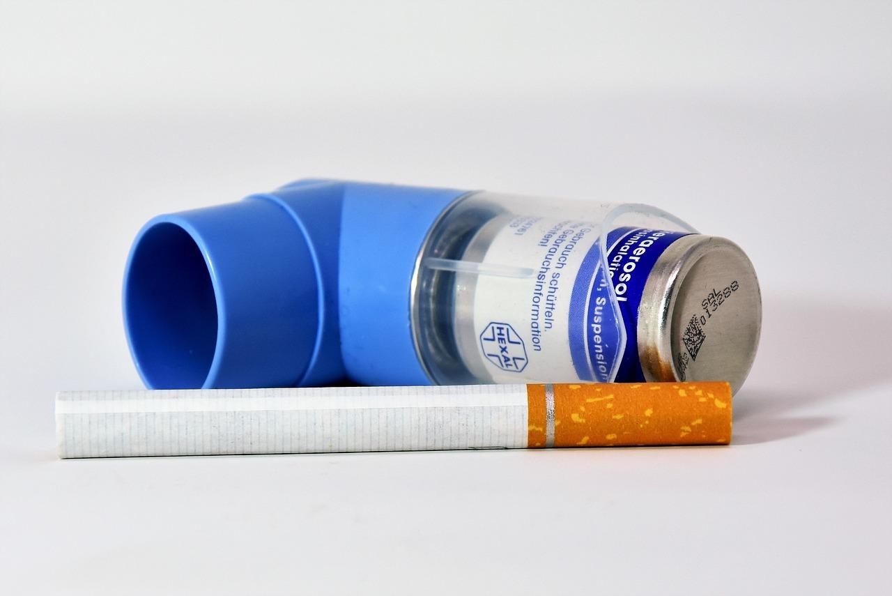 Rokok bisa membuat anak terkena penyakit asma