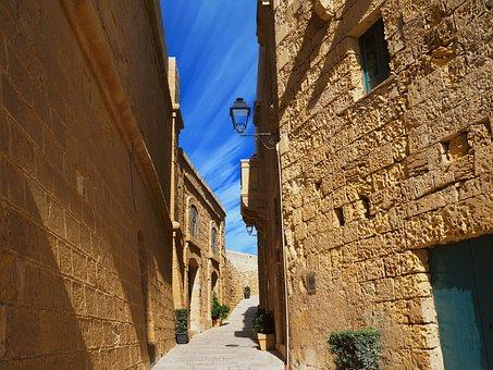 Gozo, Malta, Maltese, Valletta