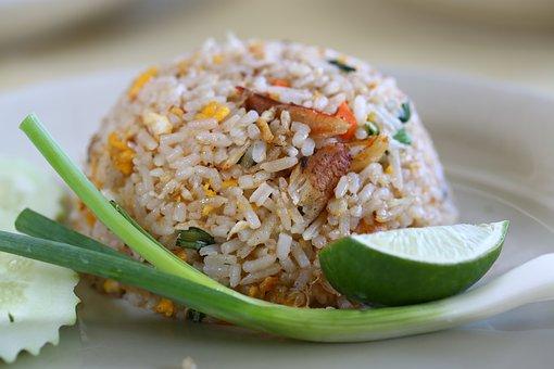 Riz Frit, Cuisine Thaïlandaise