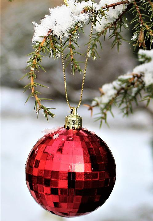 Julkula, Winter, Weihnachten, Anhänger