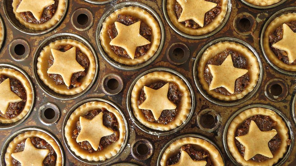 Mince Pies Baking Christmas Free Photo On Pixabay