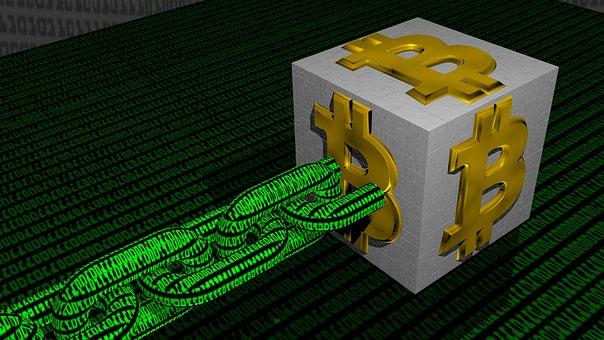 比特币, Btc, 框链, Blockchain, 加密