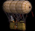 balloon, aerostat