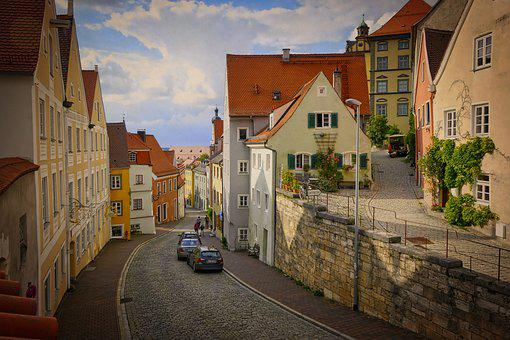 Road, Home, Architecture, City, Old