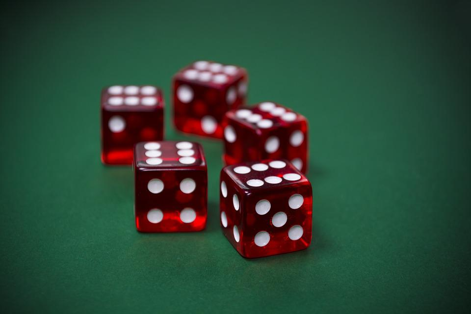 Cube Gamble Gambling - Free photo on Pixabay