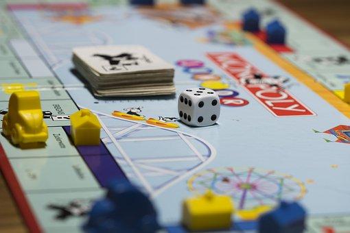 Board Game, Play, Gesellschaftsspiel