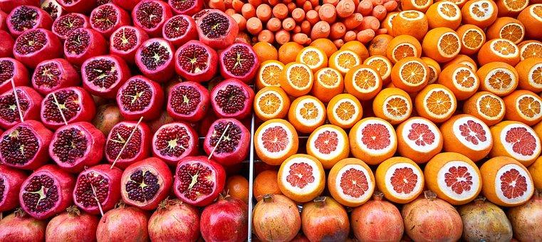 Fruta, Alimentos, Saludo