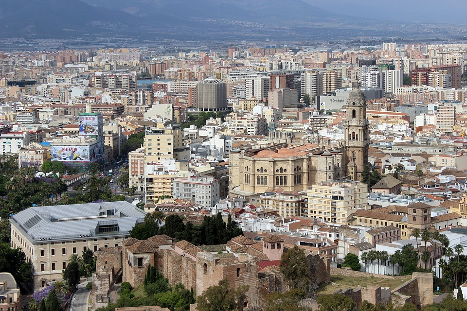 Malaga Spagna Andalucia - Foto gratis su Pixabay