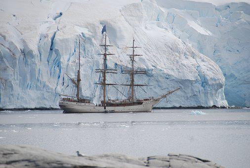 Antarctic, Ice, Adventure, Iceberg
