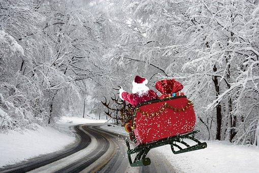 Christmas, Father Christmas