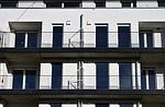 facade, new building, architecture
