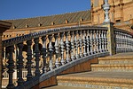 balustrade, bridge, handrail