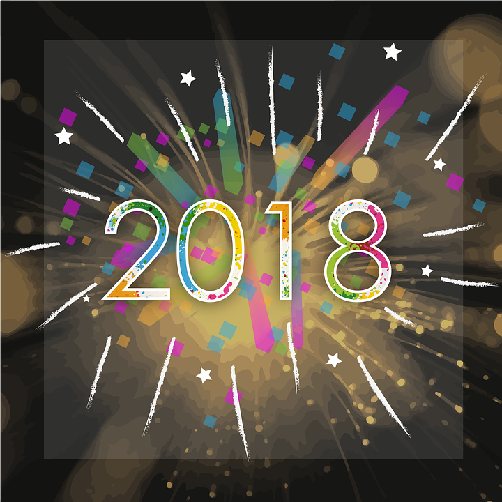 best wishes greeting 2018 new year festival wishes