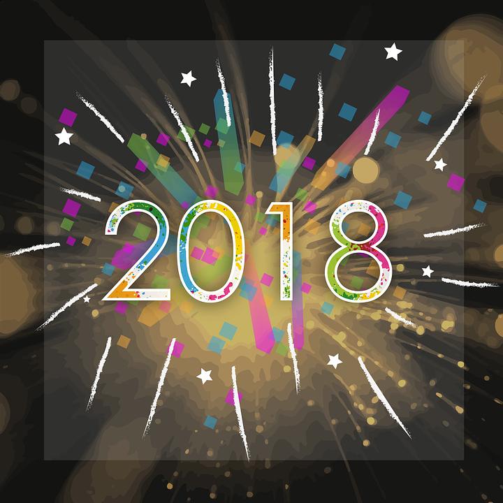 Alles Gute Gruß 2018 Neues Jahr · Kostenloses Bild auf Pixabay