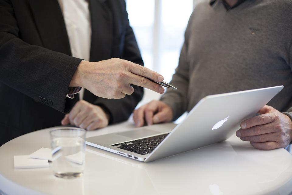 Consulting, Edp, Businessman, Businessmen, Notebook