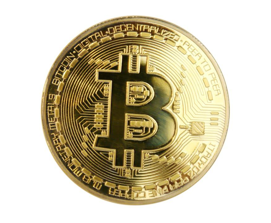 Bitcoin Coin Electronic Money Currency