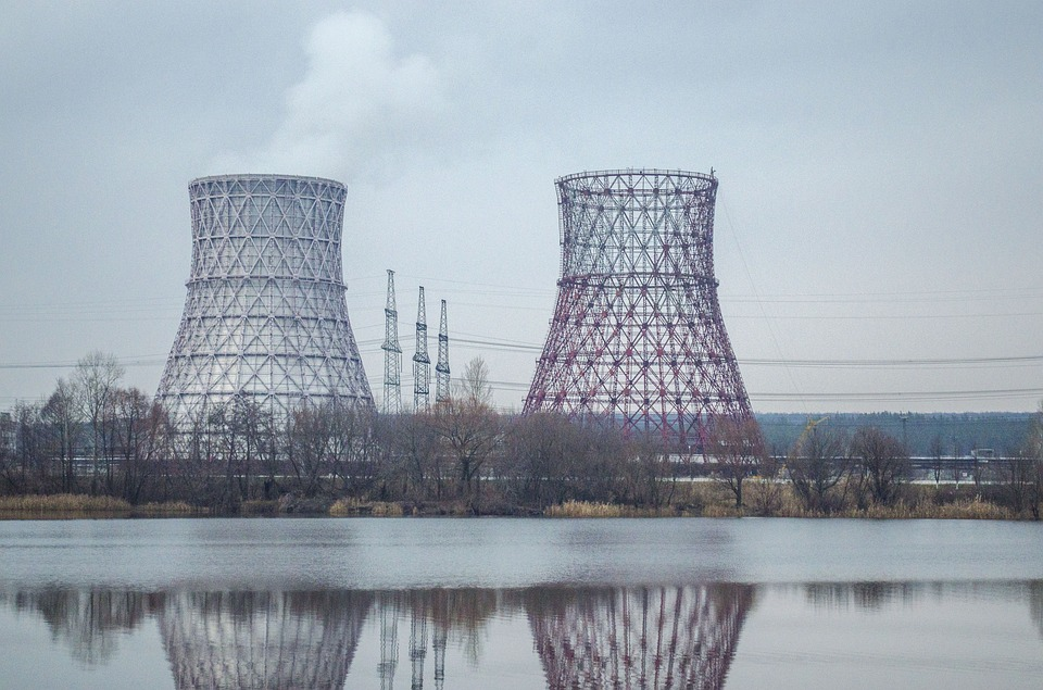 Nuclear reactor frame-facts-stats