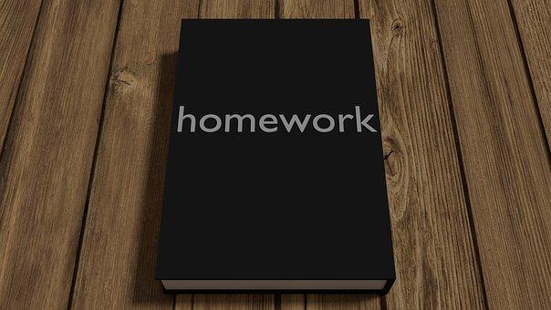 Wood, Wooden, Board, Blank, Homework