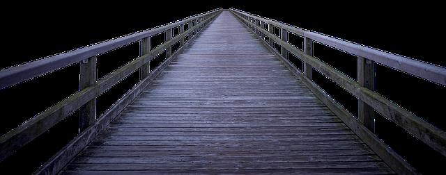Wood Level Bridge 183 Free Photo On Pixabay