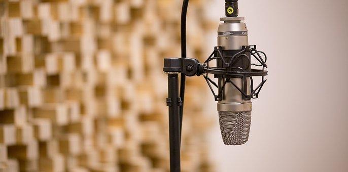 Mic, Recording, Record, Sound