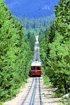 railcar, train, cog railway
