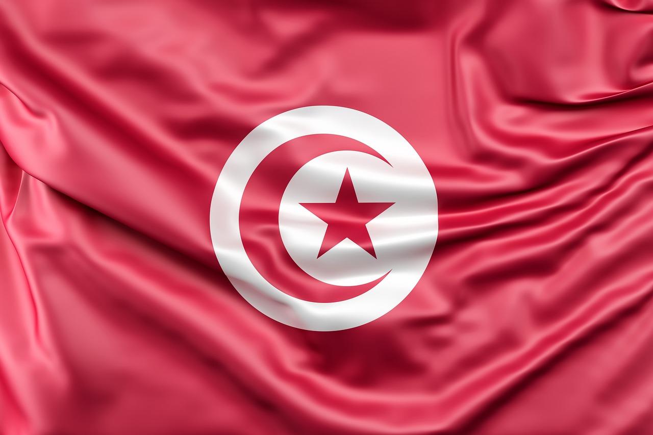 всего тунис флаг фото картинки что