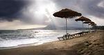 beach, sand, waters