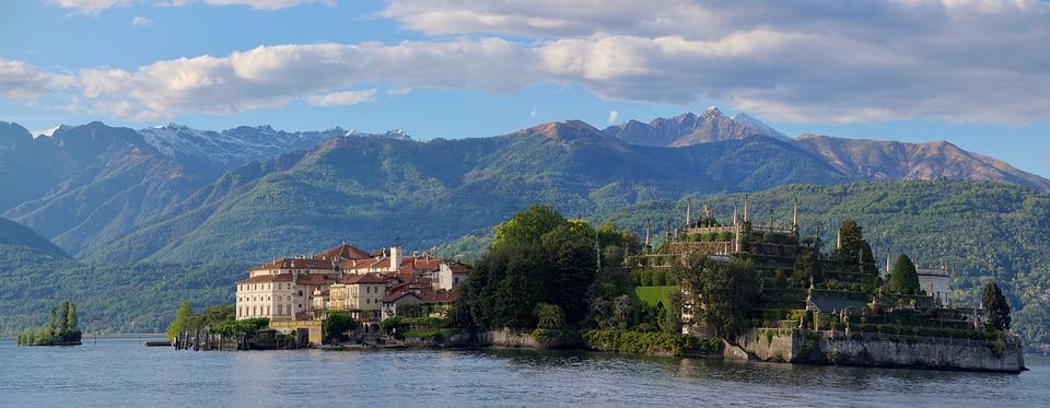 Panoramica, Natura, Montagna, Panorama, Lago Maggiore